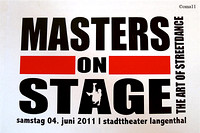 110604 Master on Stage `11
